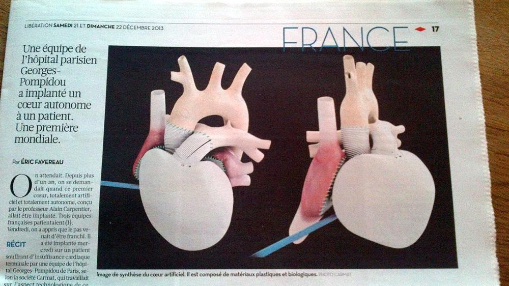 coeur plastique, doc web