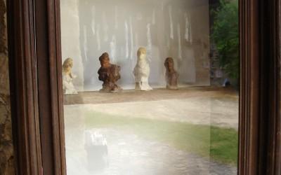vitrine des patients