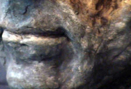 Auguste Rodin rasé