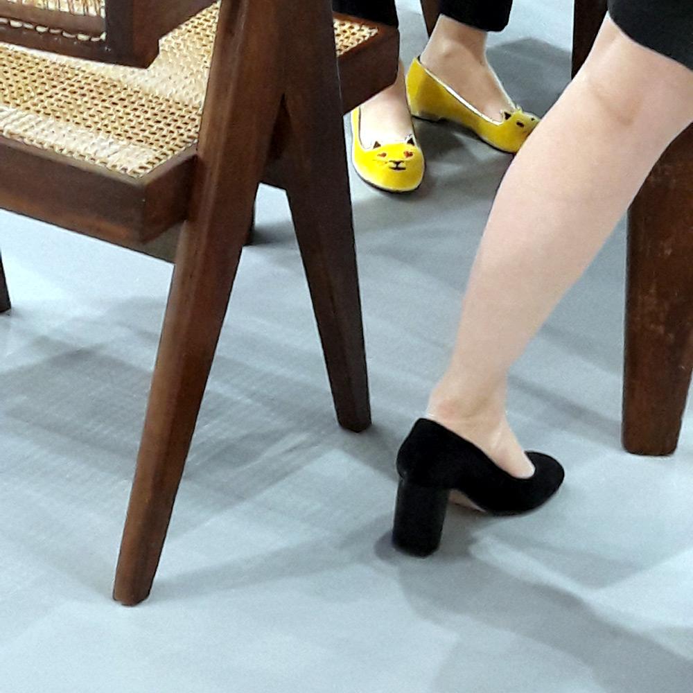 chaussure-volees_fiac2016