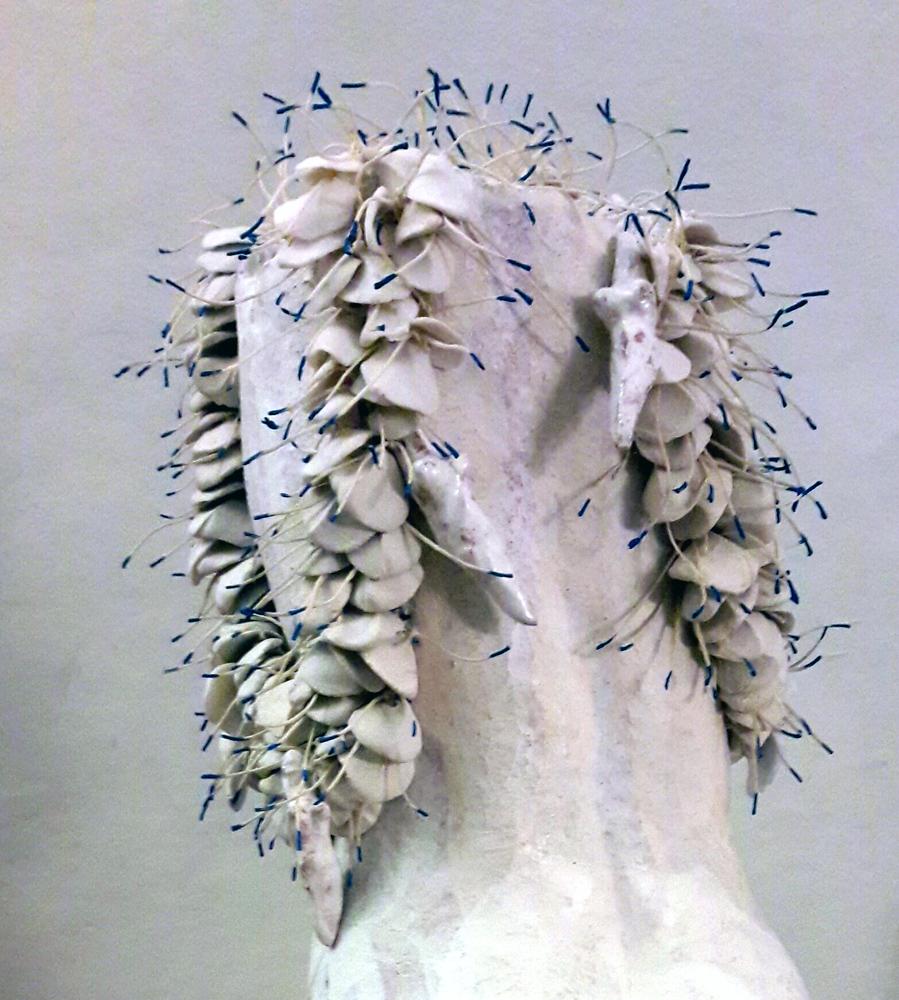 white mermaid_detail